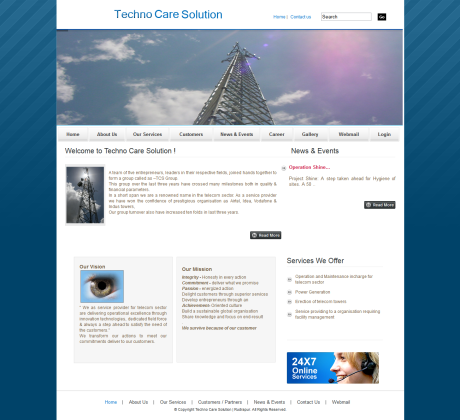 TCS - Techno Care Solution - Rudrapur